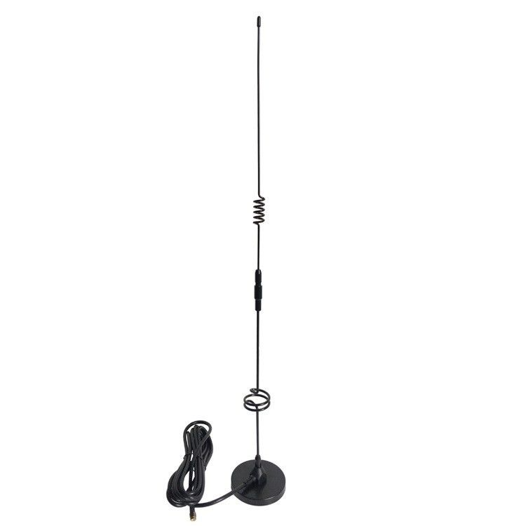 Double Pole Wireless Cell Phone Antenna , 3G 4G Cellular Booster Detachable