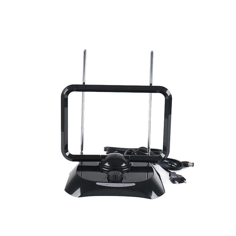 Long range uhf vhf high gain tv antenna digital hd indoor antena super power supply wholesale